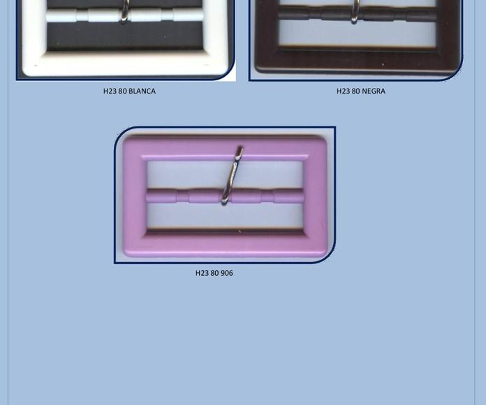 Hebillas : Catálogo de Punto & Costura