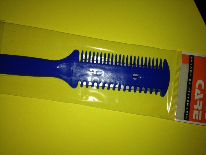 Peine cortar pelo