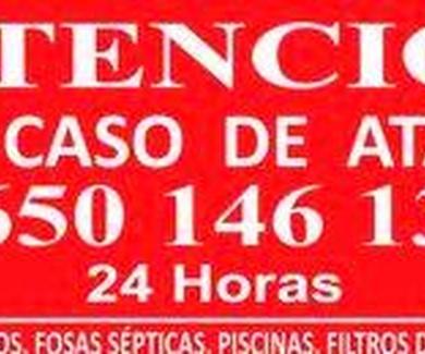 EN CASO DE ATASCO!!!