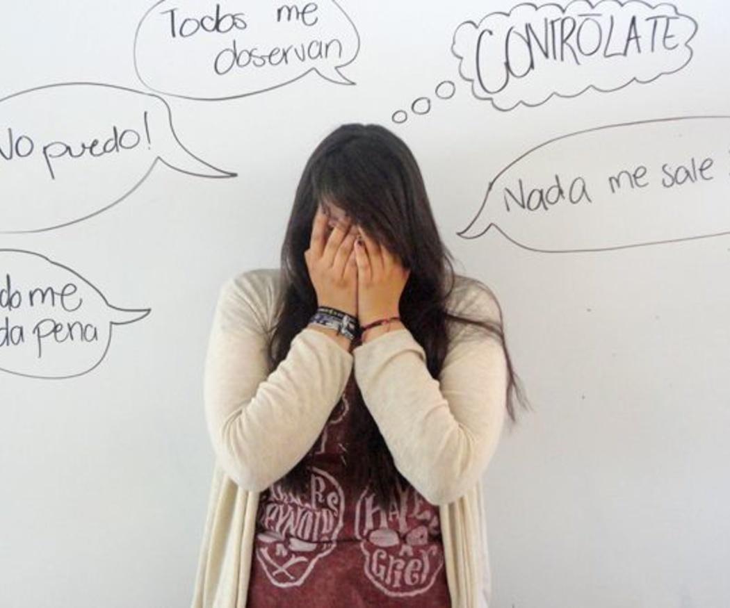 Síntomas en el trastorno de ansiedad
