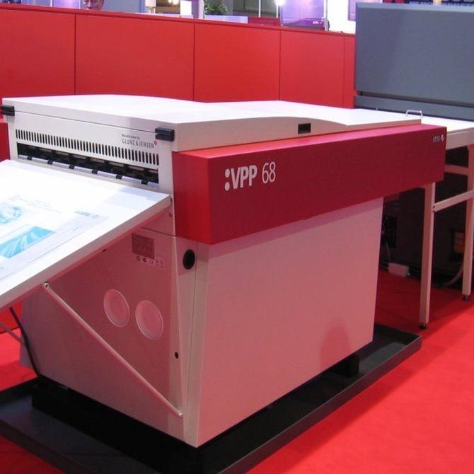 Ventajas de la impresión digital sobre la offset