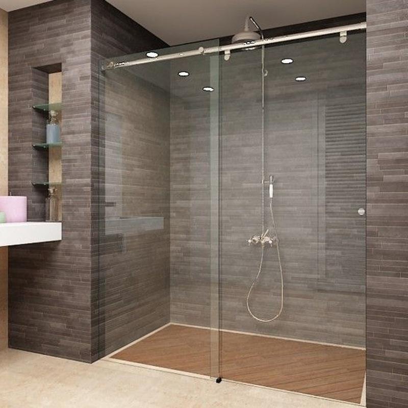 Mamparas de baño: Servicios de Archelum Carpintería Metálica