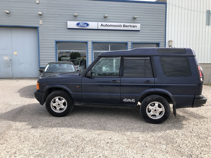 Land Rover Discovery Td5 5500€: Coches Km 0 y de ocasión de Automoció Bertran S L