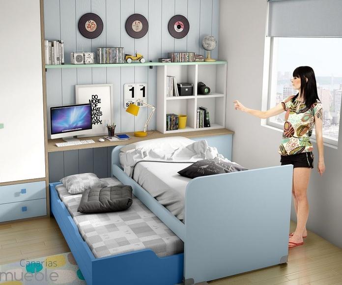 Dormitorio Juvenil IH083