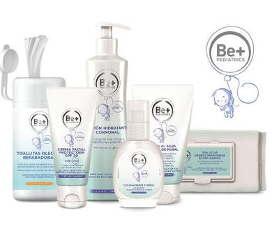 Promoción 1 producto gratis de Be+ Pediatrics