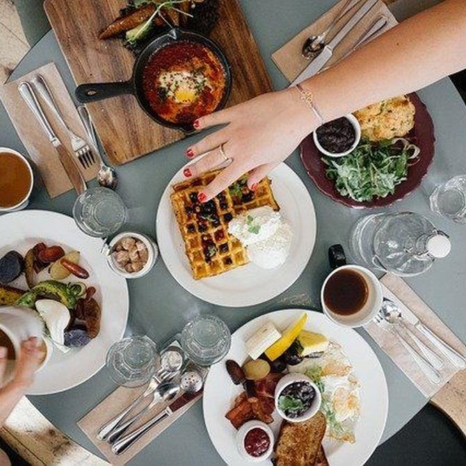 Beneficios de comer fuera de casa