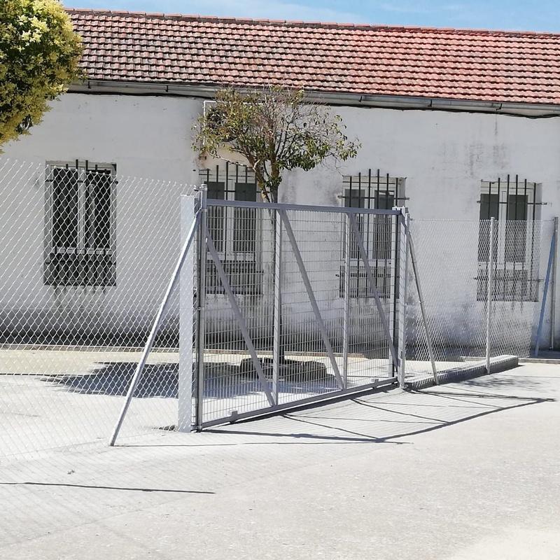 Obra civil: Servicios de Construcciones Triguero