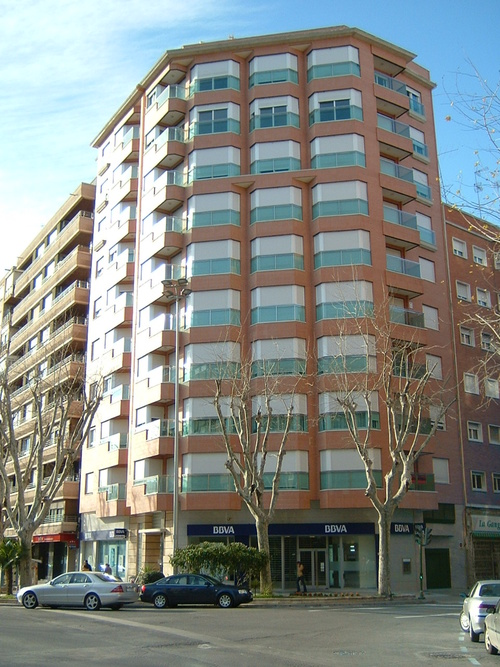 Edificio Madrid (Cartagena)