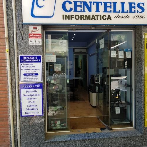 Servicio de reparación y mantenimiento informático