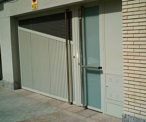 Puertas automáticas de garaje en Castellón