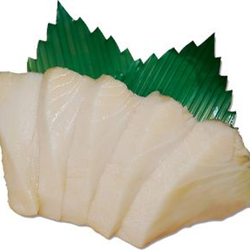 Sashimi pez mantequilla