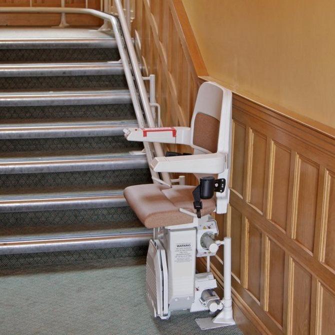 Elementos de accesibilidad en los elevadores