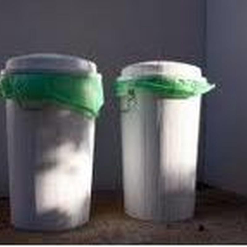 8.  Recogida de basuras  : Servicios  de Limpiezas Masol, S.L.