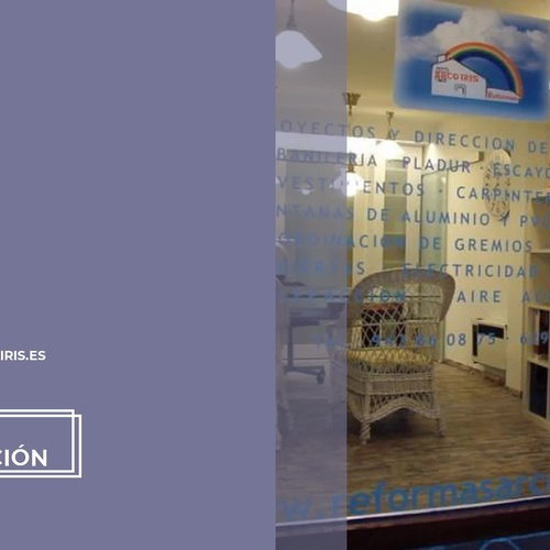 Albañilería y reformas Zumaia | Reformas Arco Iris