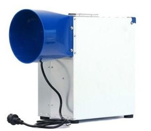 Turbina 1100 watt, 1,5 cv.