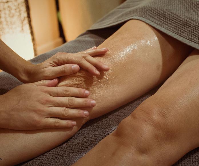 Tratamiento anti celulítico