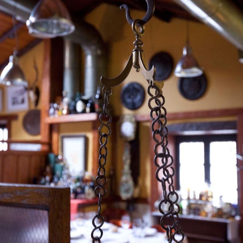 Reservas: El Restaurante de Casa Tataguyo