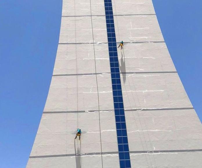 Rehabilitación de edificios: Servicios que ofrecemos de Vertimax