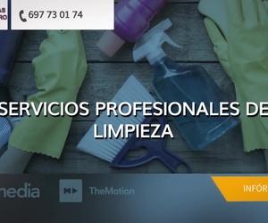 Limpieza de comunidades en Linares | Limpiezas de Castro