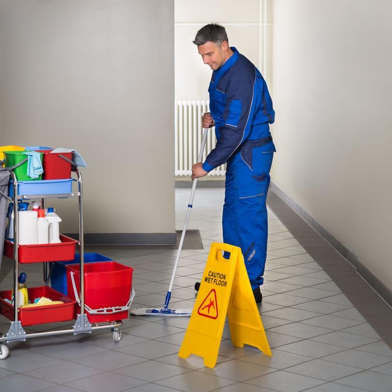 Limpieza de comunidades de propietarios: Servicios de Limpiezas Pina