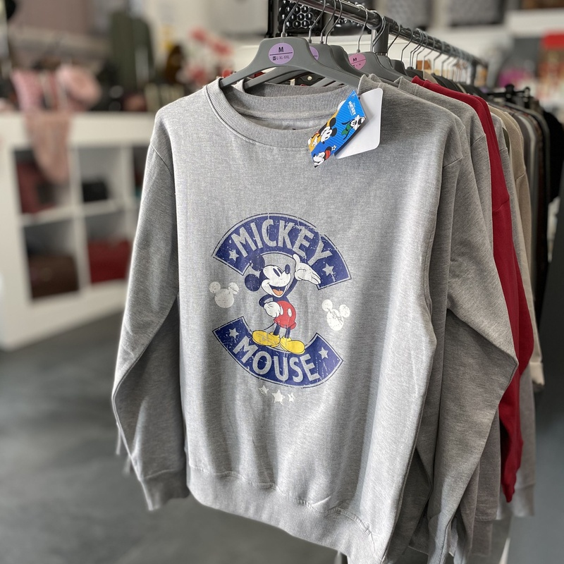 Sudadera de Mickey, talla S/M/L/XL? precio 27€