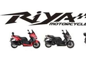 Motos de la marca Riya Motorcycle