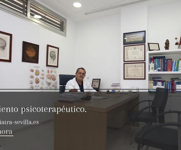 Centro de psicoterapia en Sevilla | Dr. Alfonso Prieto Rodríguez