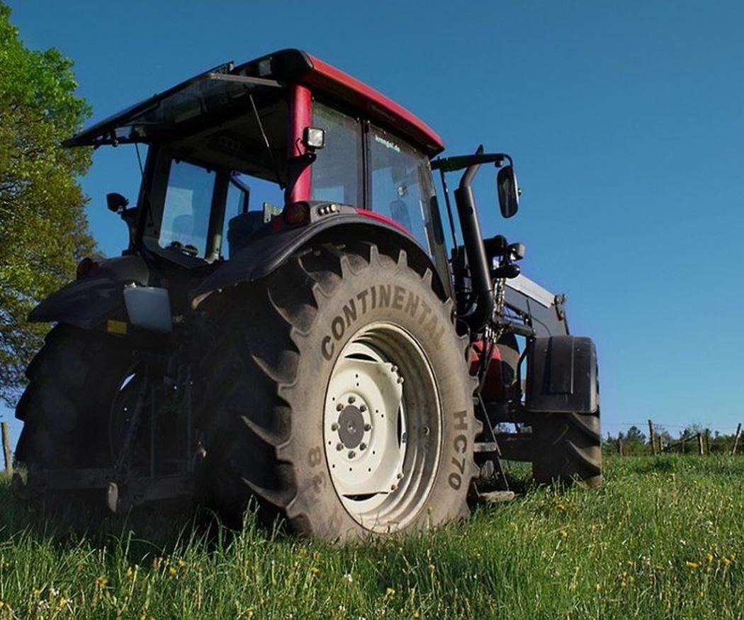 Ventajas del tractor agrícola