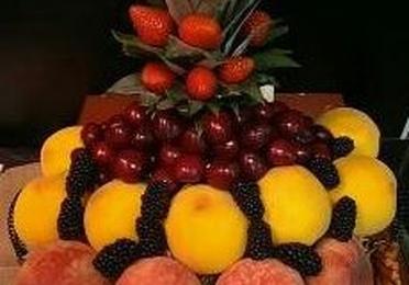 cesta frutas de temporada