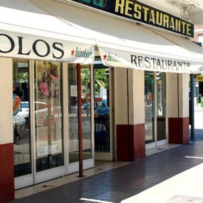 ¿Buscas restaurantes para cenar en Valencia?