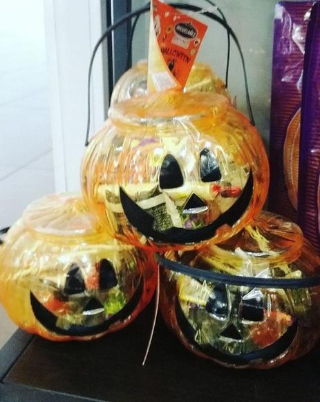 Caramelos para Halloween Arrecife