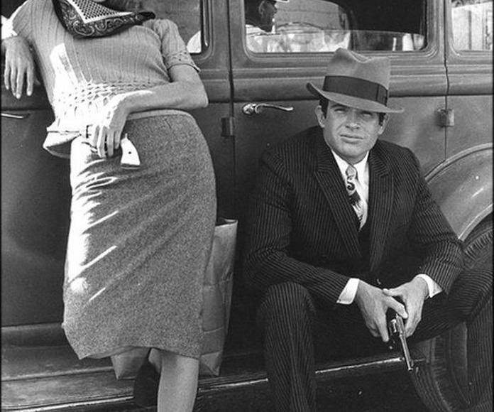 Bonnie and Clyde los primeros criminales famosos de la era moderna