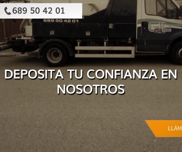 Limpieza de tuberías en Zaragoza | Desatascos Gil