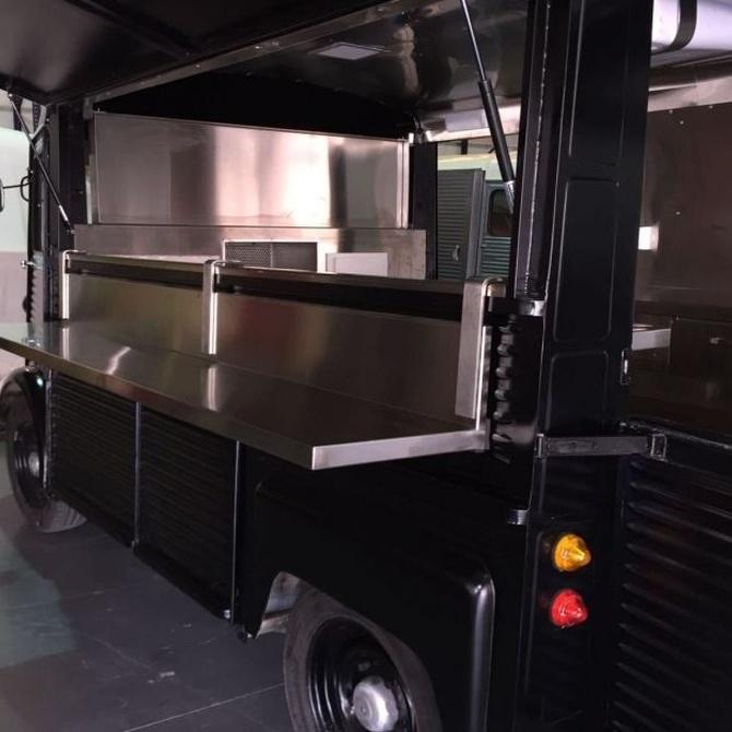 Ventajas de las food truck