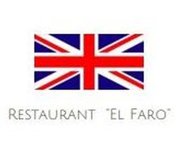 Carta del restaurante en inglés