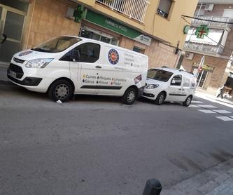 Reformas de cocinas: Servicios de RDV Multiservicios