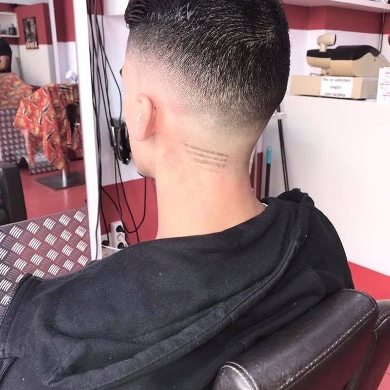 Cortes con tendencia a la moda: Servicio de Janlet Barber Shop Unisex