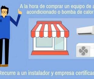 AIRE ACONDICIONADO /BOMBA DE CALOR