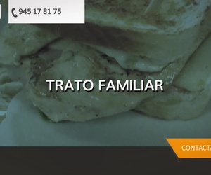 Restaurante hamburgueseria en Vitoria