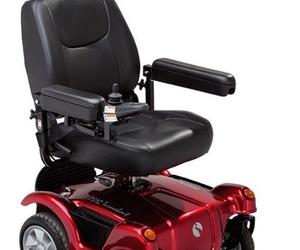 ¿Cómo funciona una silla de ruedas eléctrica?