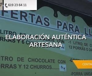 Churrerias en Villaverde - Churreria La Original