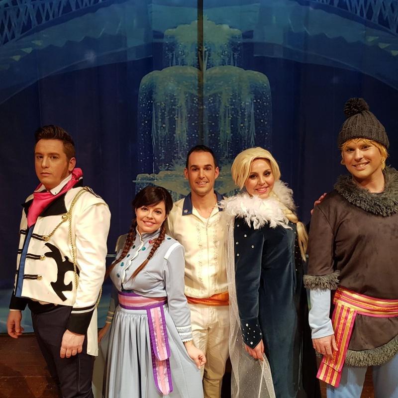 La aventura en concierto - Tributo Frozen: Catálogo de actuaciones de Espectáculos Clap Clap Producciones, Música, Teatro y mucho más