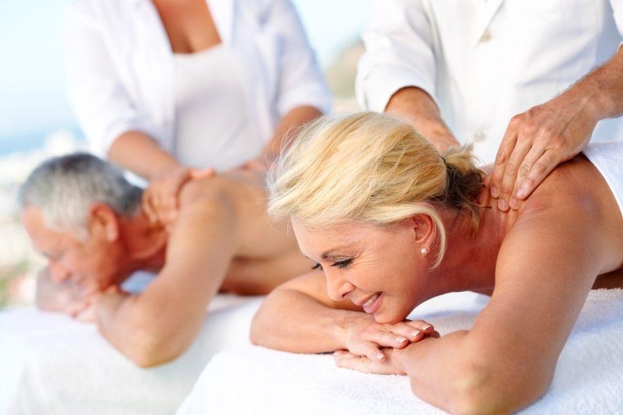 Disminuye tu estrés con los masajes