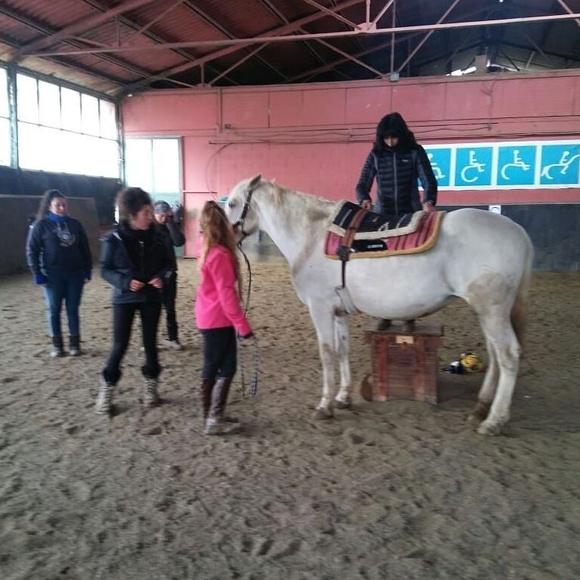 Equinoterapia social: Servicios de Centro de Equitación y Equinoterapia Biki Blasco