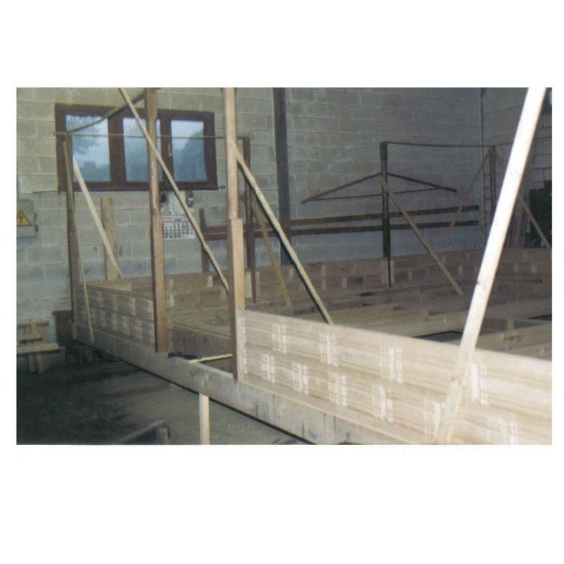 Carpinteros construcción hórreos Asturias
