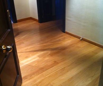 Cambiar un suelo de madera