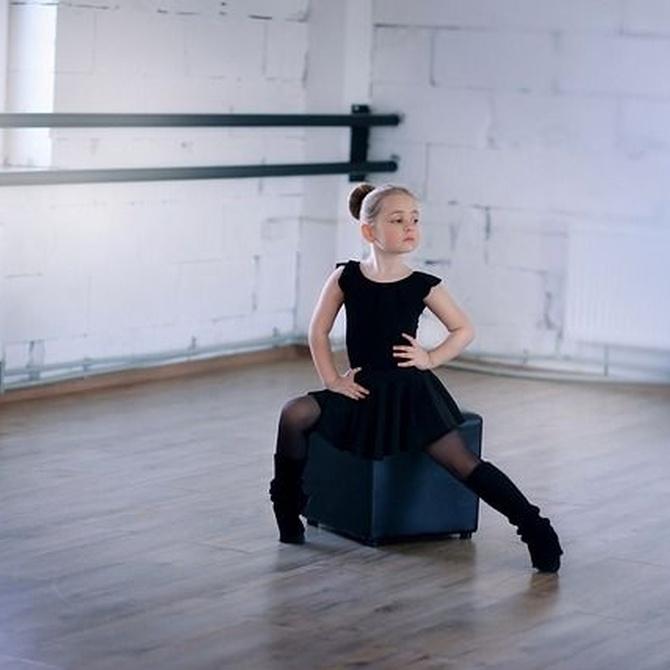 Los beneficios del baile para los niños