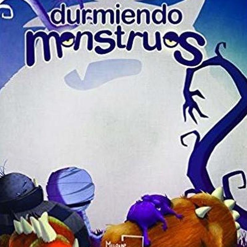 DURMIENDO MONSTRUOS: El Bosque de las Palabras de Librería Infantil El Hada Lucía