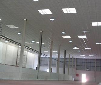 Locales comerciales: Proyectos de IVAN ELECTRICIDAD S.L.U.