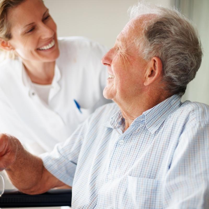 Cuidadores de alzheimer: Servicios gerontológicos de Unidad de Servicios Gerontológicos